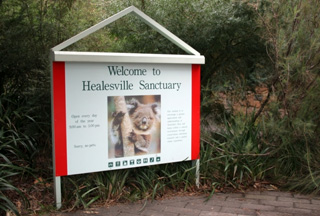 Healesville Sanctuary Day Out - Mullum Mullum